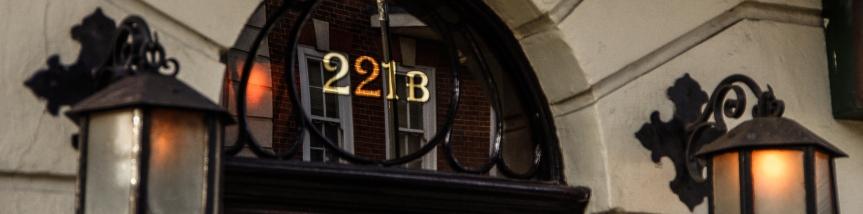 L'immagine raccontata: «London, Baker Street221b»