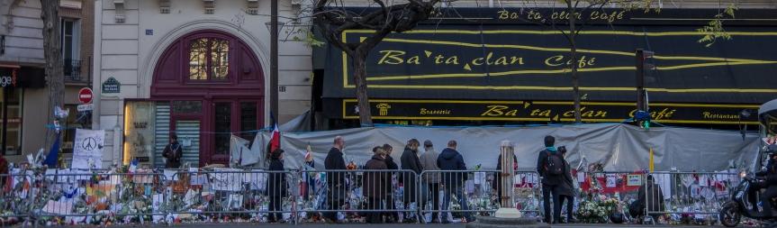 L'immagine raccontata: «2015, Je suisBataclan»