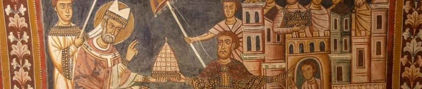 L'oratorio di San Silvestro, una fake news delmedioevo