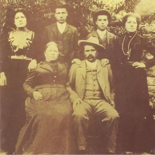 La famiglia Guccini