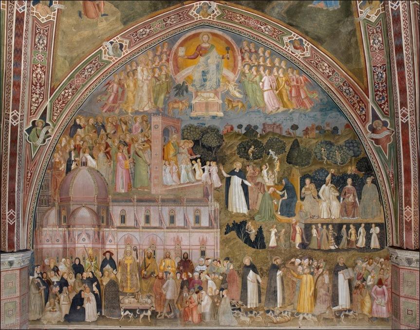 Way-of-salvation-church-militant-triumphant-andrea-di-bonaiuto-1365