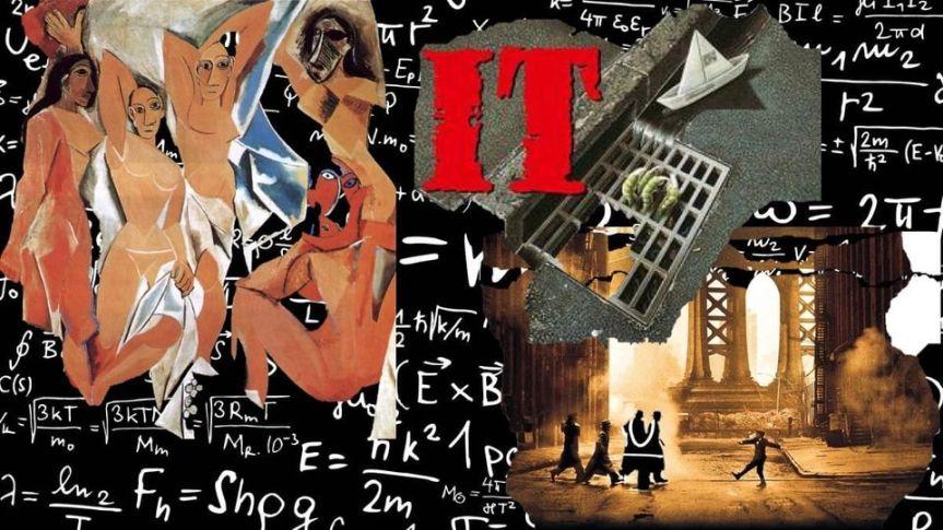 Picasso, Einstein, Stephen King e SergioLeone