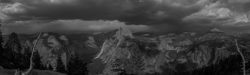L(e) immagin(i) raccontat(e): Yosemite, omaggio ad AnselAdams