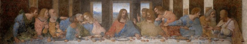 Il Cenacolo: l'attimodissolvente